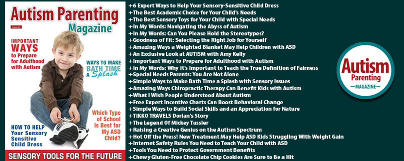 Autism Parenting Magazine Issue 60 - Sensory Tools For The Future https://www.autismparentingmagazine.com/issue-60-sensory-tools-for-the-future