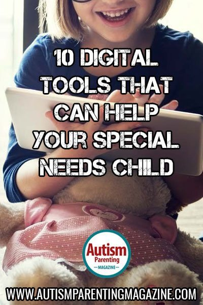 10 Digital Tools That Can Help Your Special Needs Child https://www.autismparentingmagazine.com/digital-tools-can-help-special-needs-child