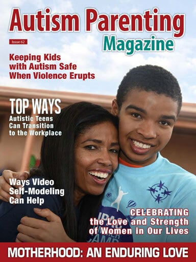 Autism Parenting Magazine Issue 62 - Motherhood: An Enduring Love https://www.autismparentingmagazine.com/issue-62-motherhood-love