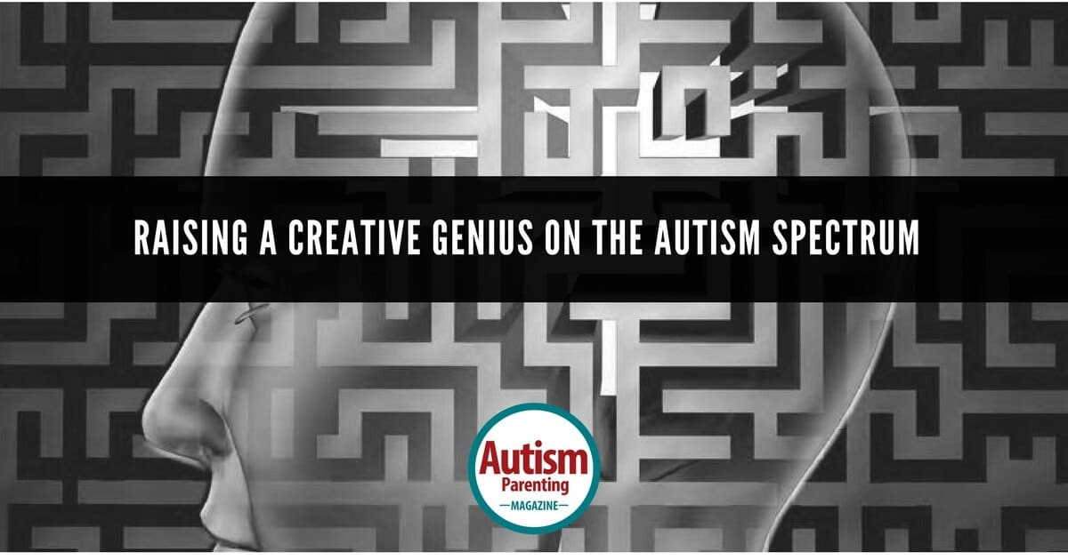 Raising a Creative Genius on the Autism Spectrum https://www.autismparentingmagazine.com/raising-creative-genius-child