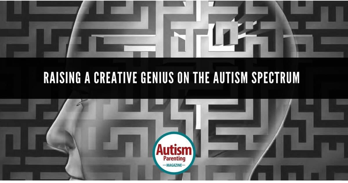 Raising a Creative Genius on the Autism Spectrum https://www.autismparentingmagazine.com/raising-creative-genius-child