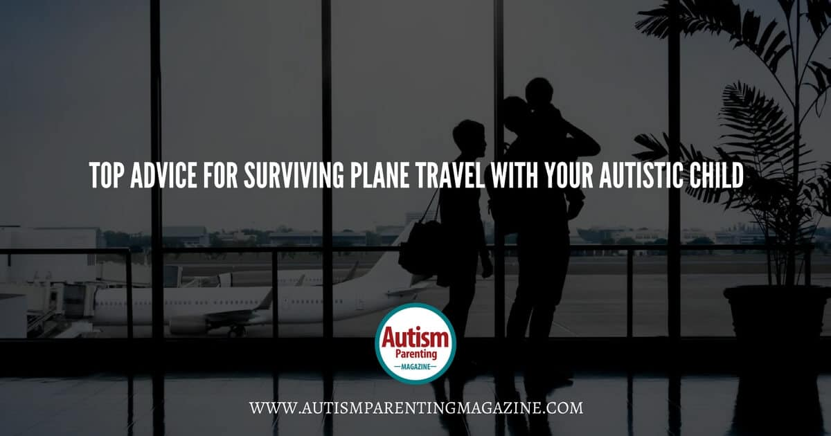 Top Advice for Surviving Plane Travel With Your Autistic Child http://www.autismparentingmagazine.com/advice-successful-plane-travel/