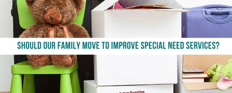 Should Our Family Move to Improve Special Need Services?