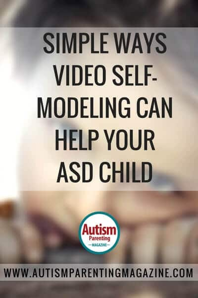 Simple Ways Video Self-Modeling Can Help Your ASD Child http://www.autismparentingmagazine.com/video-self-modeling-helps-asd/