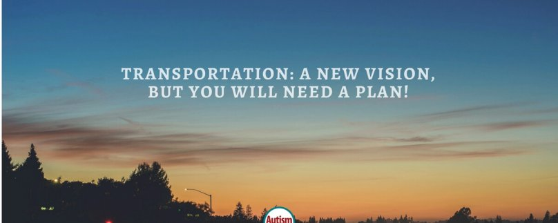 Transportation: A New Vision, But You Will Need a Plan!