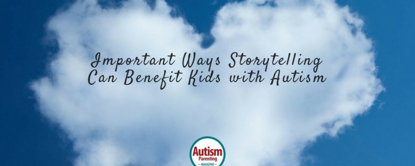 Important Ways Storytelling Can Benefit Kids with Autism