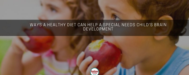 Ways a Healthy Diet Can Help A Special Needs Child's Brain Development