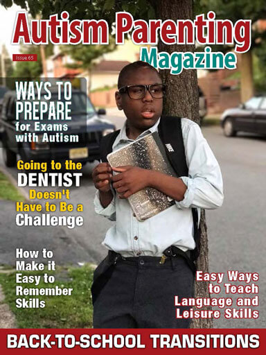 Autism Parenting Magazine Issue 65 - Back-To-School Transitions http://www.autismparentingmagazine.com/issue-65-back-to-school-transitions/
