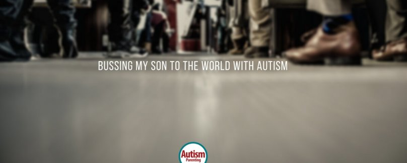 Bussing My Son To The World with Autism