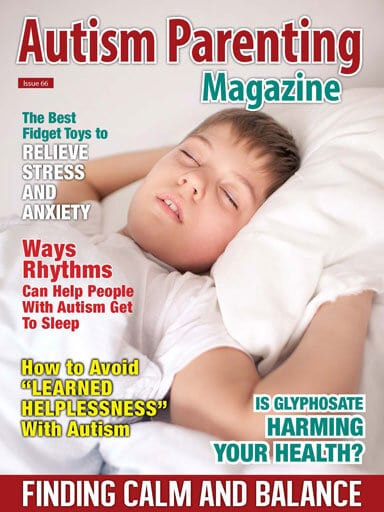 Autism Parenting Magazine Issue 66 - Back-To-School Transitions https://www.autismparentingmagazine.com/issue-66-finding-calm-and-balance