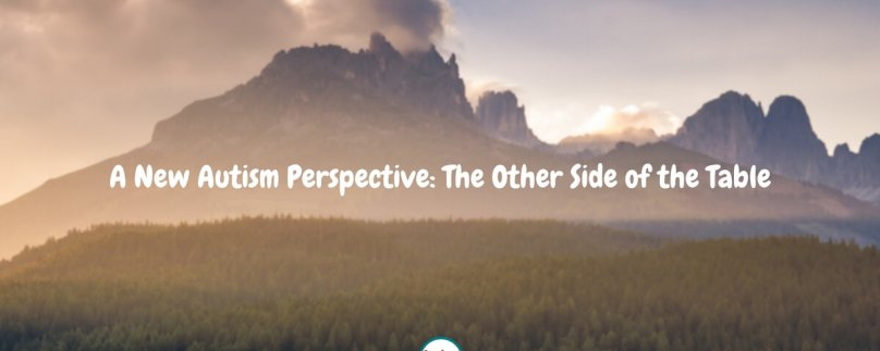 A New Autism Perspective: The Other Side of the Table