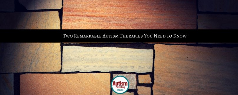 Two Remarkable Autism Therapies You Need to Know