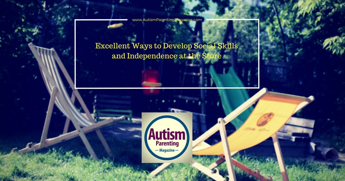 Excellent Ways to Develop Social Skills and Independence at the Store https://www.autismparentingmagazine.com/excellent-ways-develop-social-skills