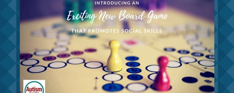 Introducing an Exciting New Board Game That Promotes Social Skills