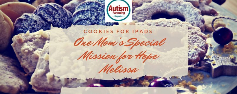 Cookies For iPads – One Mom's Special Mission for Hope