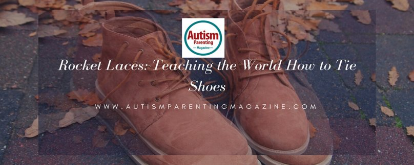 Rocket Laces: Teaching the World How to Tie Shoes