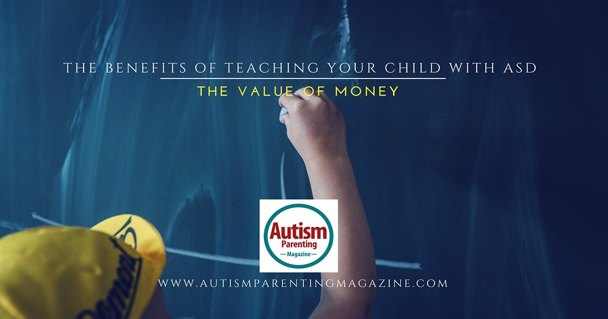 The Benefits of Teaching Your Child with ASD the Value of Money http://www.autismparentingmagazine.com/benefits-of-teaching-asd-child-the-value-of-money