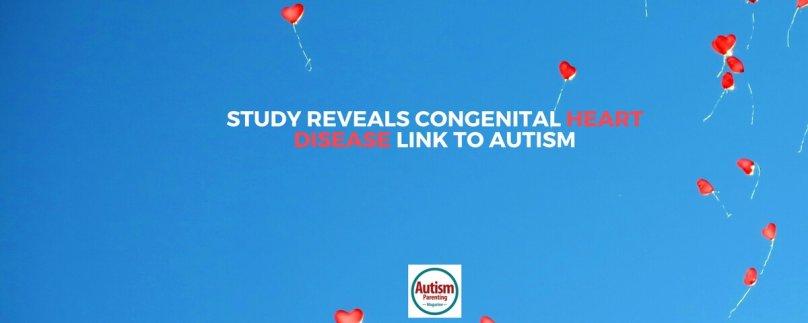 Study Reveals Congenital Heart Disease Link to Autism