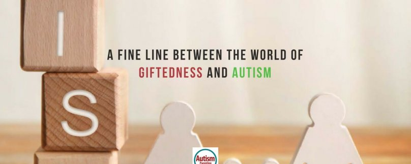 A Fine Line Between the World of Giftedness and Autism