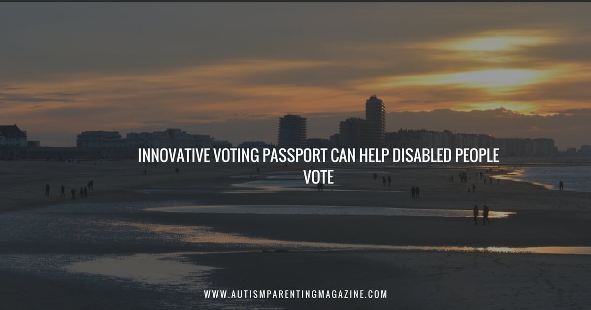What You Need to Know About Special Needs Advocacy and Money https://www.autismparentingmagazine.com/voting-passport-help-disabled-people