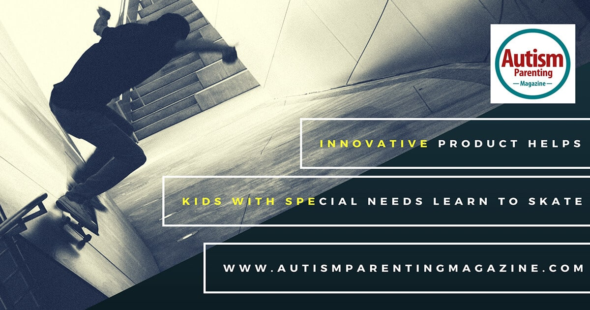 Innovative Product Helps Kids with Special Needs Learn to Skate https://www.autismparentingmagazine.com/autism-kids-learn-skate