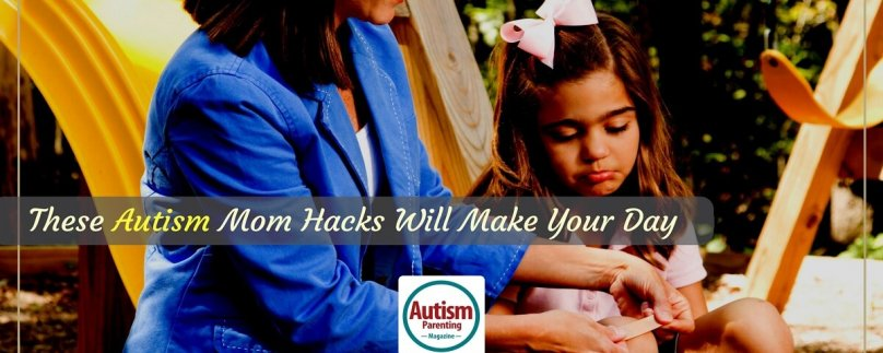 These Autism Mom Hacks Will Make Your Day