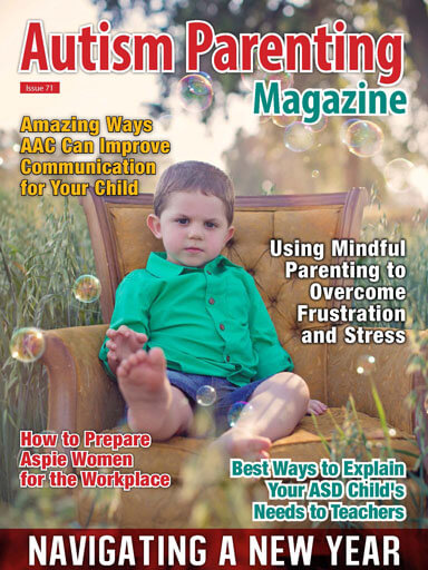 Autism Parenting Magazine Issue 71 - Navigating A New Year https://www.autismparentingmagazine.com/issue-71-navigating-a-new-year/
