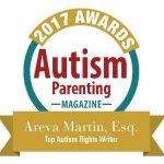 Areva Martin Award
