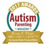 Ryan F. Platt Award
