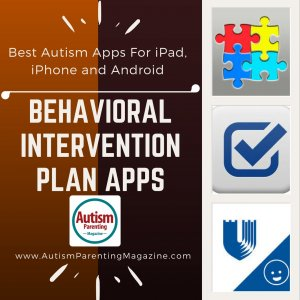 Behavior apps for autism