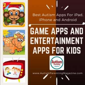 These Autism Apps Are Designed For Children With In Mind Most Of Them Offer Sensory Experiences That On The Spectrum Will Not Find