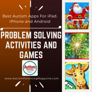 Autism games apps