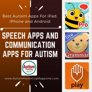 Communication apps for autism