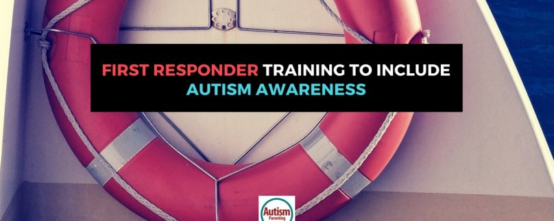 First Responder Training to Include Autism Awareness