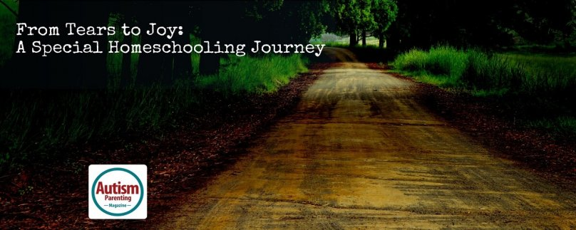 From Tears to Joy: A Special Homeschooling Journey