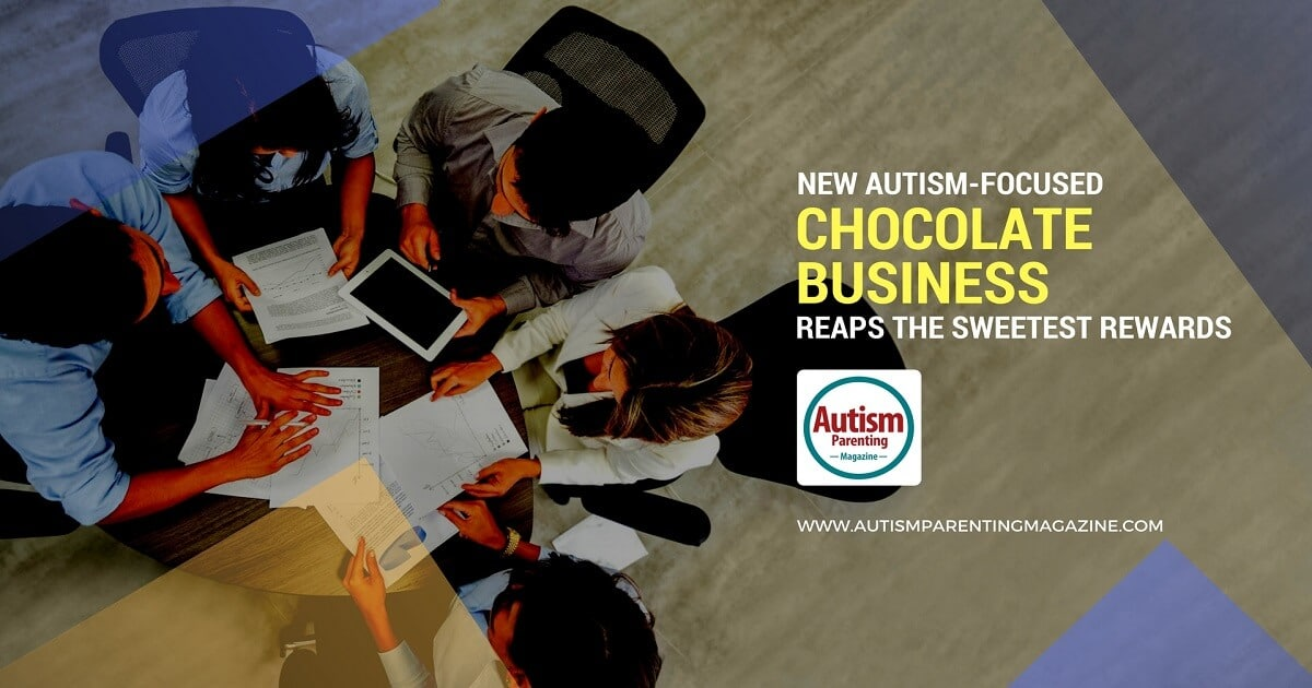 New Autism-Focused Chocolate Business Reaps the Sweetest Rewards http://www.autismparentingmagazine.com/new-autism-focused-chocolate-business-reaps-the-sweetest-rewards