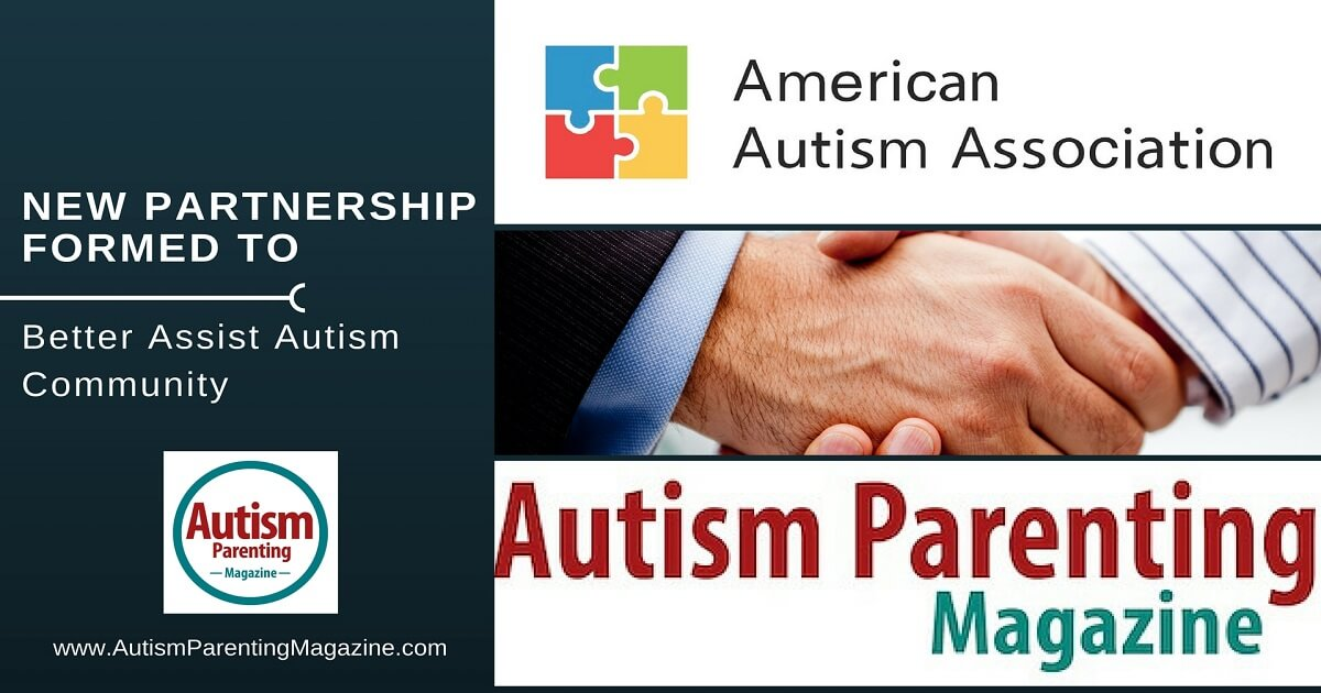 New Partnership Formed to Better Assist Autism Community https://www.autismparentingmagazine.com/new-partnership-formed-to-better-assist-autism-community