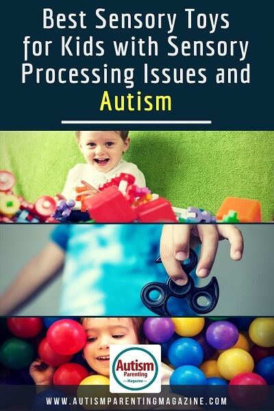 Best Autism Toys For Toddlers : Sensory toys for kids with processing issues and