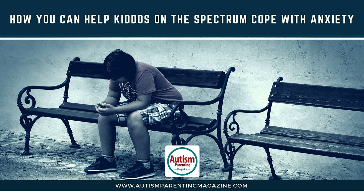 How You Can Help Kiddos on the Spectrum Cope with Anxiety http://www.autismparentingmagazine.com/asd-kids-cope-with-anxiety/