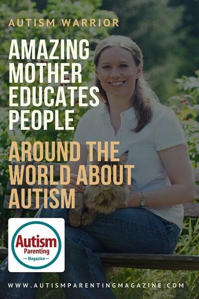 Amazing Mother Educates People Around the World About Autism https://www.autismparentingmagazine.com/mom-educates-people-about-autism/
