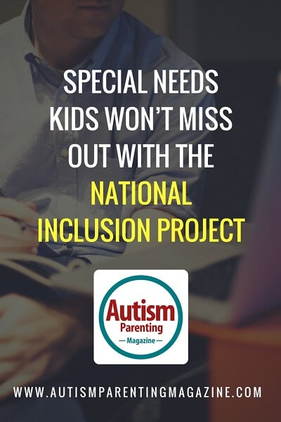Special Needs Kids Won't Miss Out with the National Inclusion Project http://www.autismparentingmagazine.com/special-needs-kids-national-inclusion-project