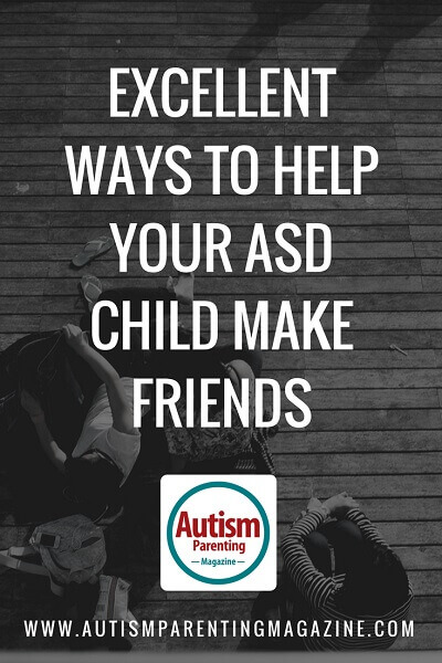 Excellent Ways to Help Your ASD Child Make Friends http://www.autismparentingmagazine.com/excellent-ways-helping-asd-child-make-friends