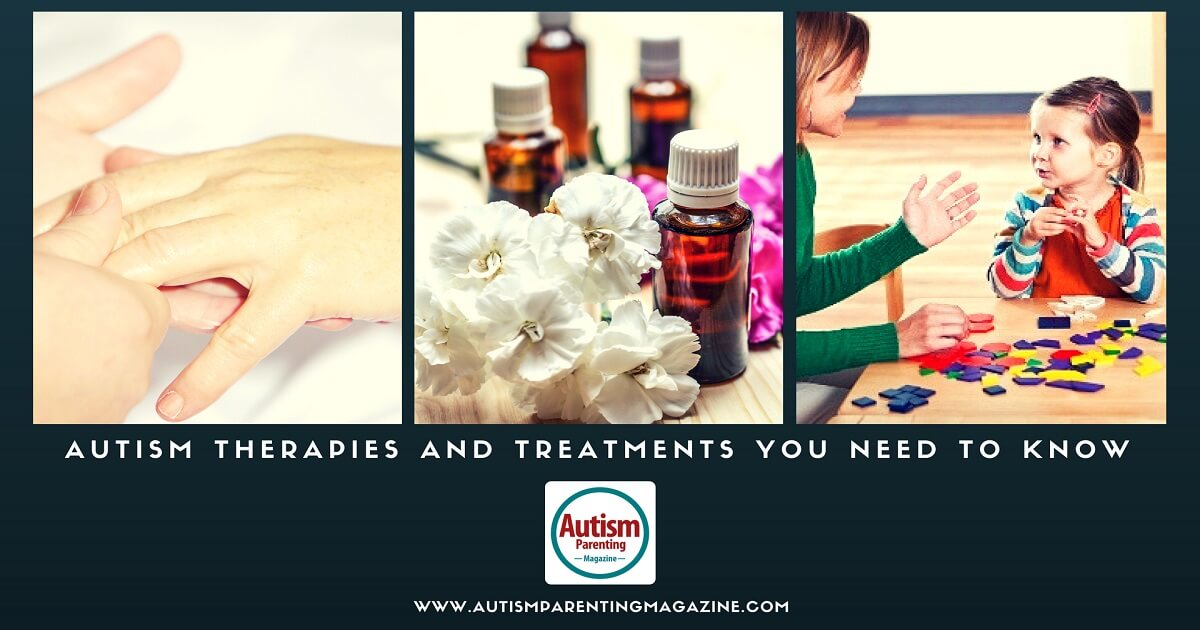 Autism Therapies and Treatments You Need to Know https://www.autismparentingmagazine.com/best-autism-therapies-and-treatments