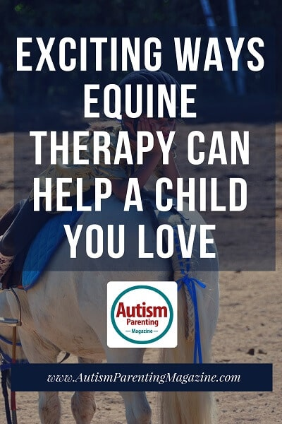 Exciting Ways Equine Therapy Can Help A Child You Love http://www.autismparentingmagazine.com/equine-therapy-can-help-a-child-you-love