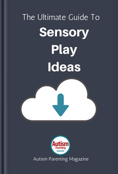 Messy Play Kit Autism SPD 3 Items for Sensory Tactile Visual Play for ASD