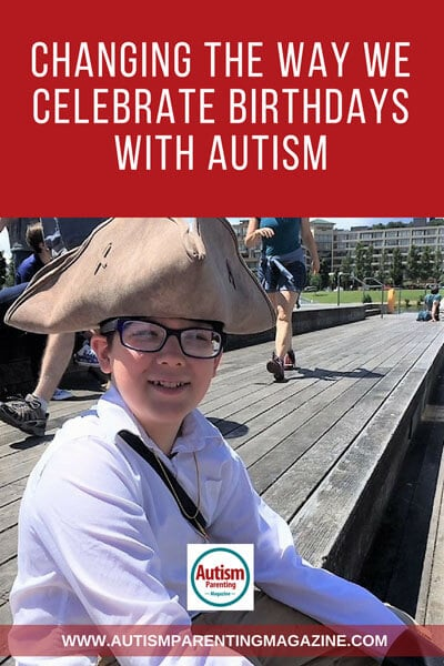 Changing the Way We Celebrate Birthdays with Autism http://www.autismparentingmagazine.com/celebrate-birthdays-with-autism/