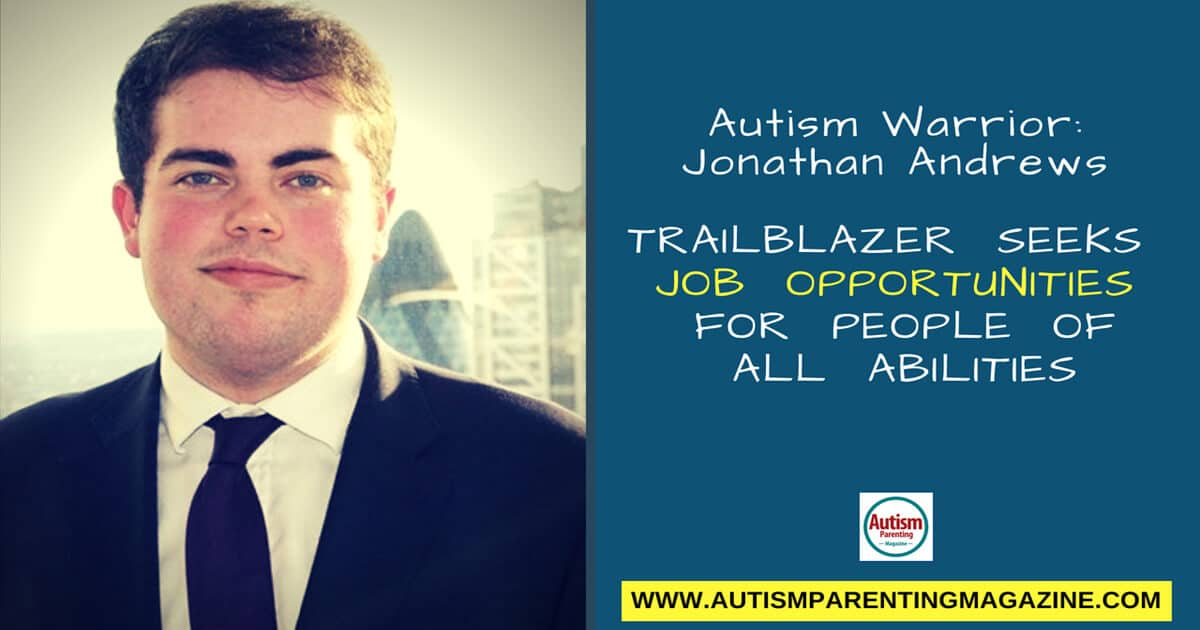 Trailblazer Seeks Job Opportunities for People of All Abilities https://www.autismparentingmagazine.com/job-opportunities-for-all-abilities/