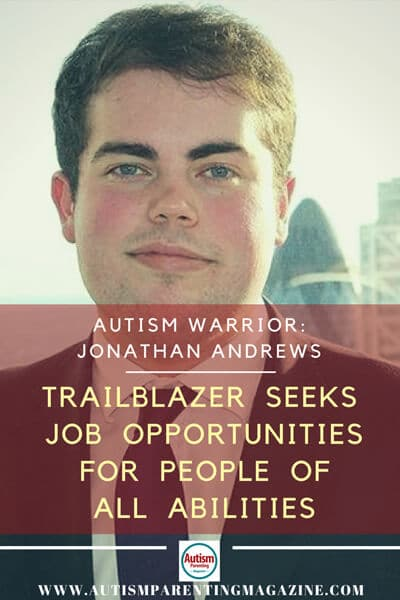 Trailblazer Seeks Job Opportunities for People of All Abilities https://www.autismparentingmagazine.com/job-opportunities-for-all-abilities/