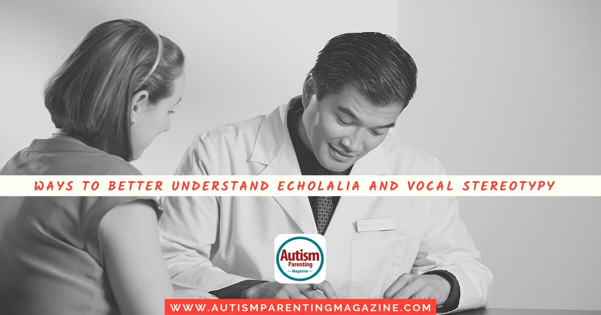 Ways to Better Understand Echolalia and Vocal Stereotypy https://www.autismparentingmagazine.com/understandings-of-verbal-behavior/