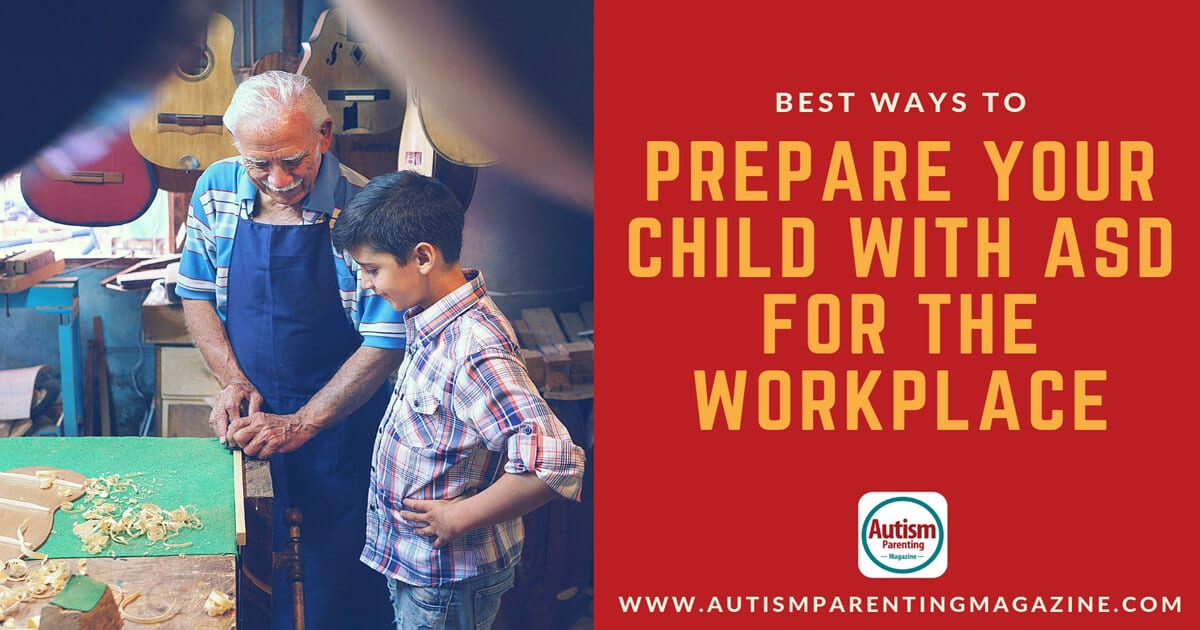 Best Ways to Prepare Your Child With ASD for the Workplace https://www.autismparentingmagazine.com/ways-to-prepare-child-for-employment/